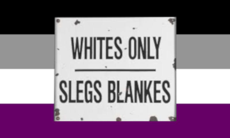Asessuali razzismo lgbtqia