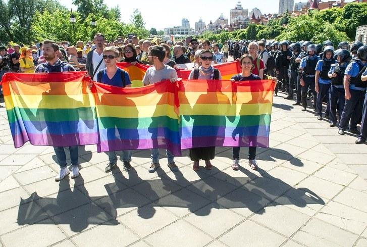 Kiev pride 2019