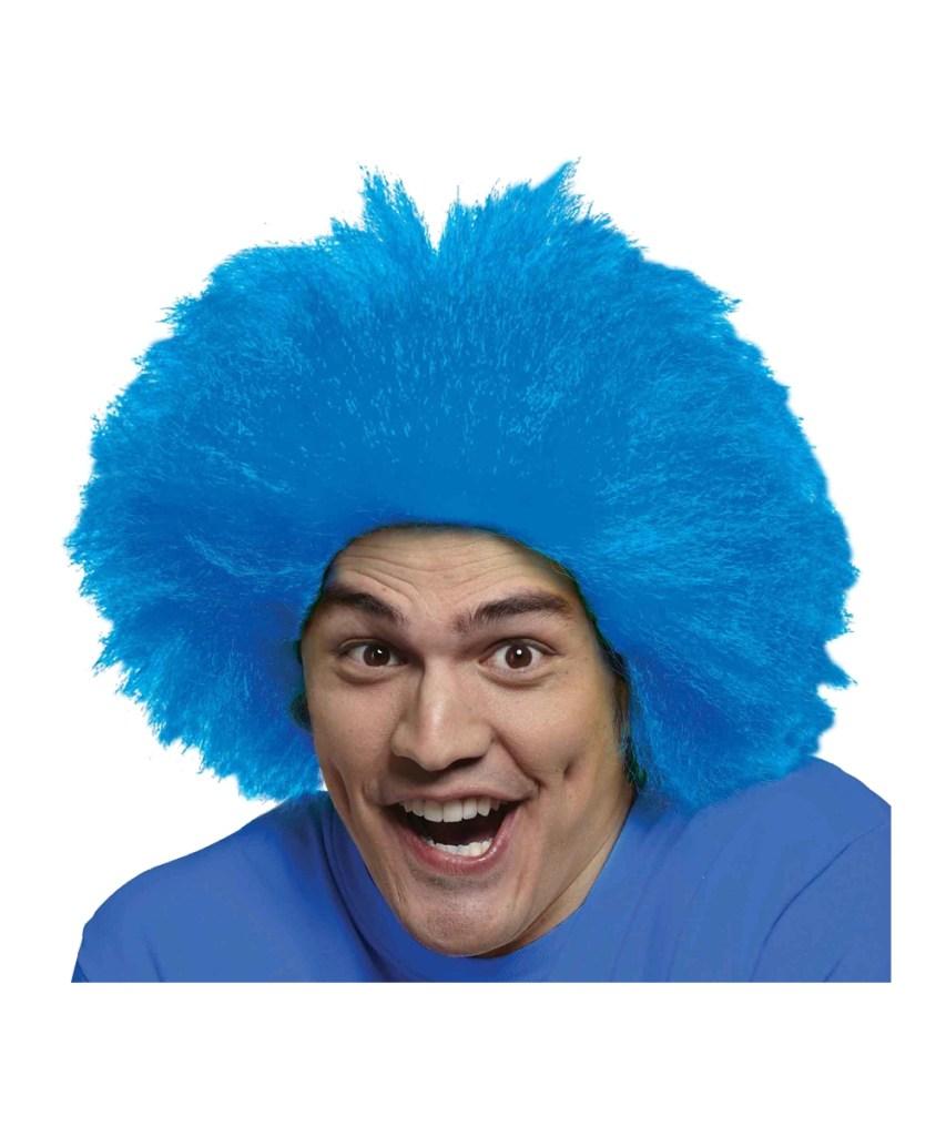 Giovanni DallìOrto_ asessuali sono etero con la Parrucca blu
