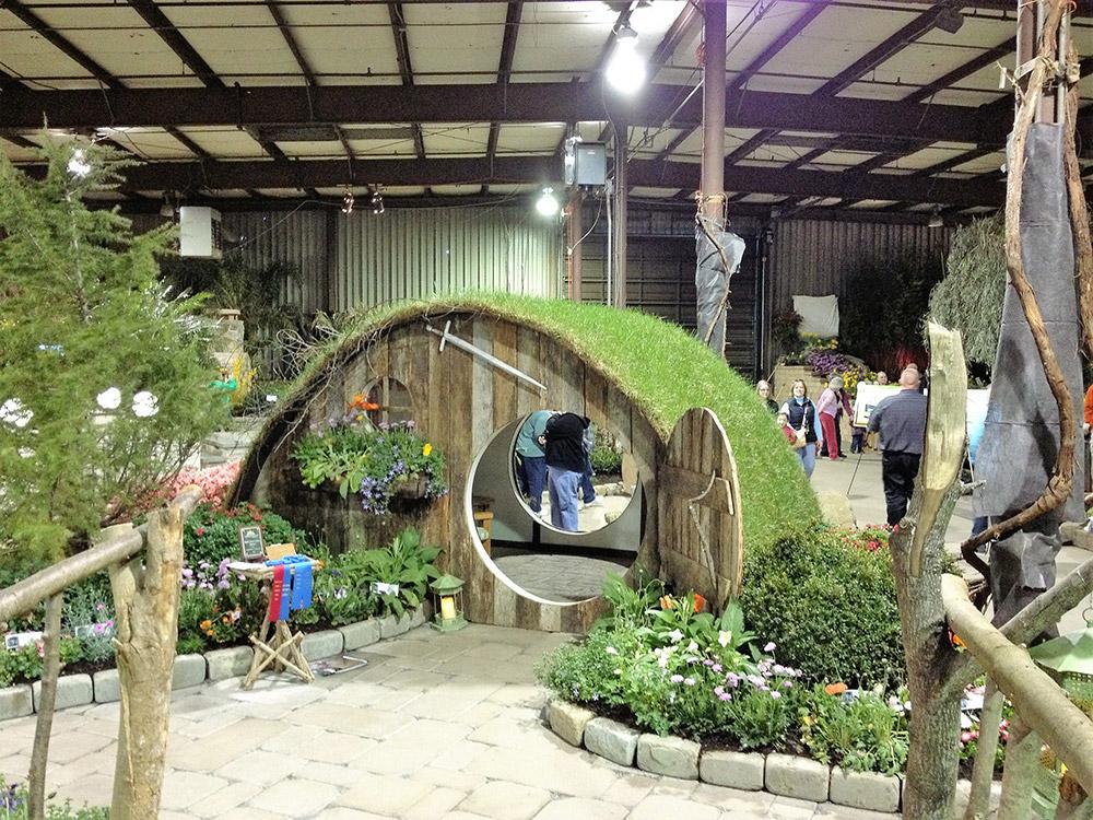 Show Gardens Design Construction Gallery Baltimore Columbia