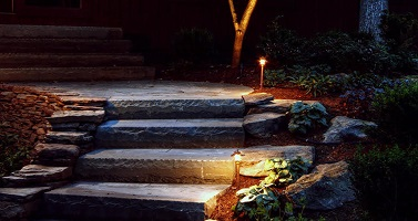 The Benefits of Landscape Lighting