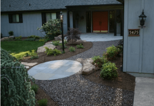 natural stone landscaping carroll landscaping