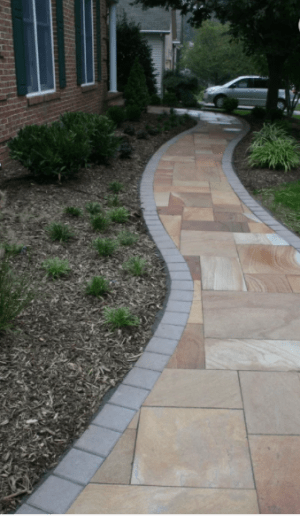 New Walkway Carroll Landscaping, Inc.
