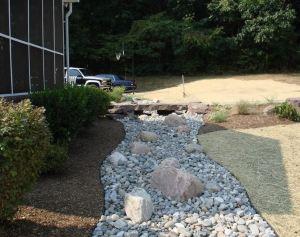Landscape Grading Carroll Landscaping