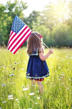 How to Host an Independence-Day themed Garden Party