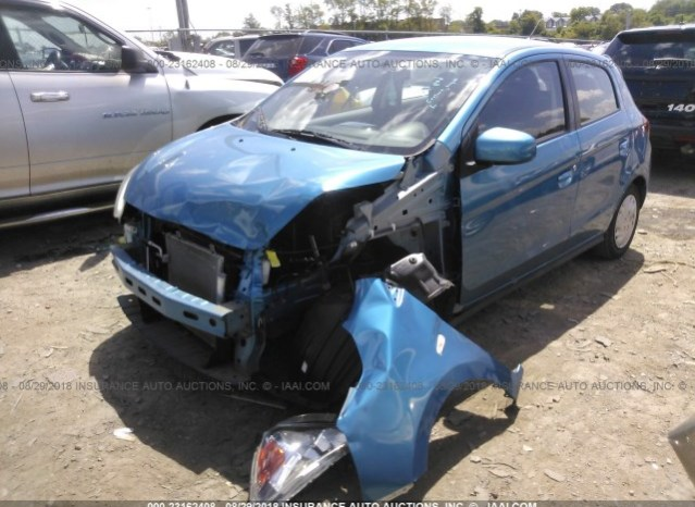 Mitsubishi Mirage 2015 full