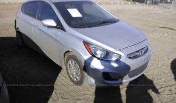 """Vendo Hyundai Accent 2012 (a reparar), Vealo YA! en Aduana, TRAMITE FINALIZADO, """"listo para retirar"""", Automático, Full Extras (vidrios y espejos eléctricos, cierre central), Motor 1.6L, super económico, bolsas buenas, $4900, Inf. al correo ó 79278982"""