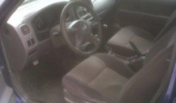 Nissan Frontier 2006 full