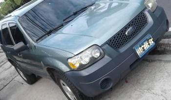 Vendo Camioneta Ford Escape 2007 XLS 4 cilindros , en $5,350 Negociable Mantenimiento al día - 4 Cilindros (2.3L L4 DOHC 16V) - Automatica - bien enllantada.