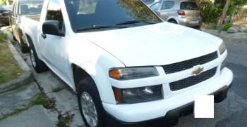 Vendo Pick Up Chevrolet Colorado 2009, Automático, 4 cilindros, A/C, CD player con USB y entrada auxiliar, rines, protector de cama, $5200 ¡precio negociable!, Inf. al correo ó al 79278982
