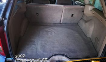 Ford Focus 2002 full