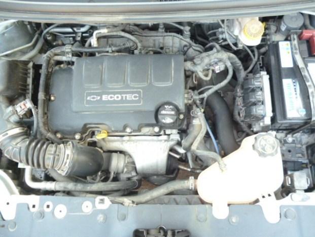 Chevrolet Aveo 2017 full