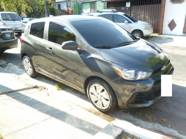 Chevrolet Spark 2017 usado en El Salvador