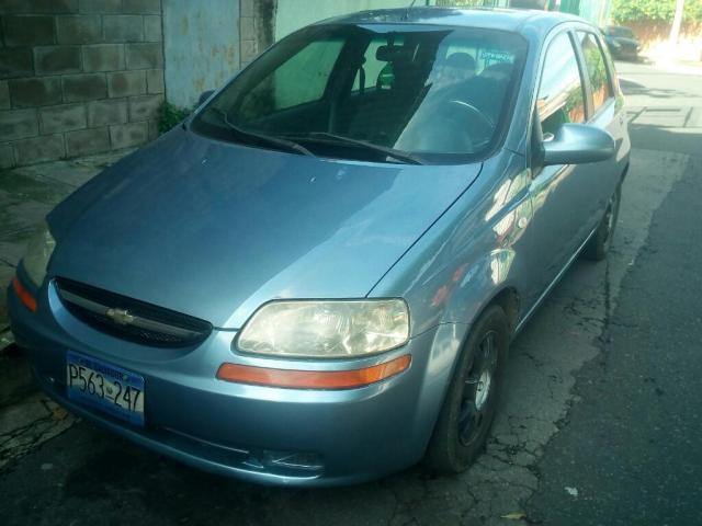 Chevrolet Aveo 2005 Lt Automatico Carros En Venta San Salvador El