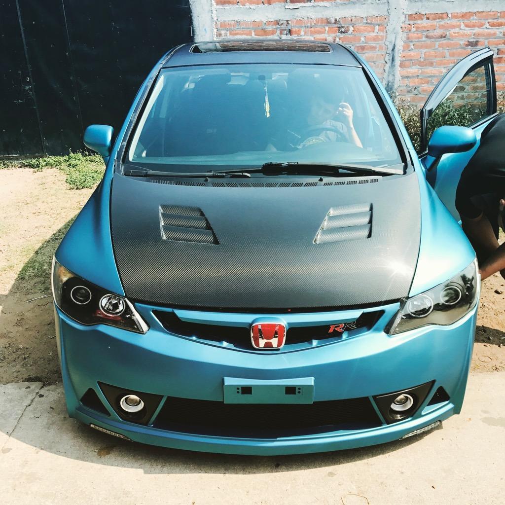 Civic Si Modificado Rr Carros En Venta San Salvador El