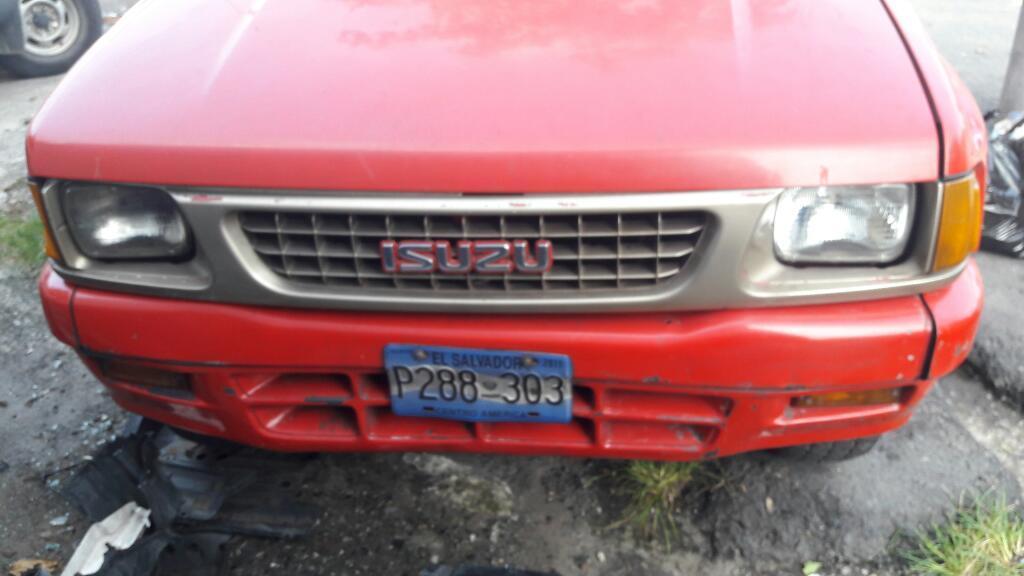isuzu amigo - carros en venta san salvador el salvador