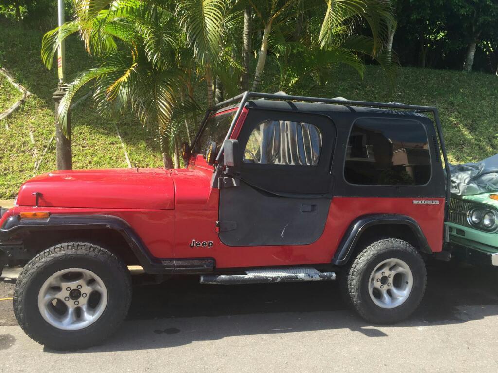 Venta De Carros En El Salvador >> Jeep - Carros en Venta San Salvador El Salvador