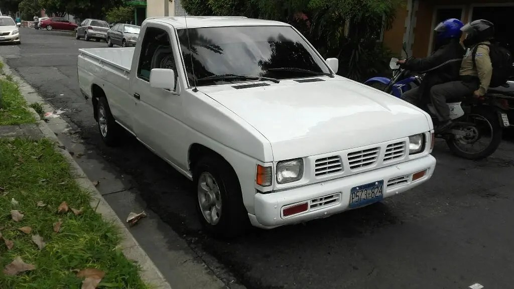 Nissan Hardbody Diesel Td27 Año 2007 – Carros en Venta San