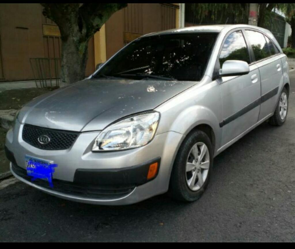 0e6ce21dd vendo kia rio5 /2008 automatico - carros en venta san salvador el