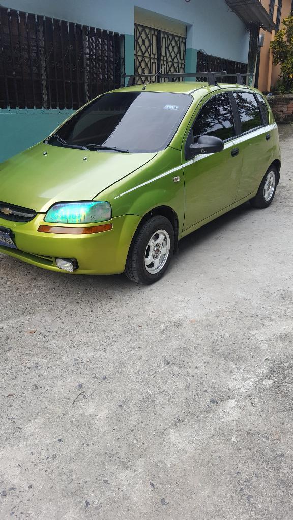 Aveo 2005 Agencia Standar Carros En Venta San Salvador El Salvador