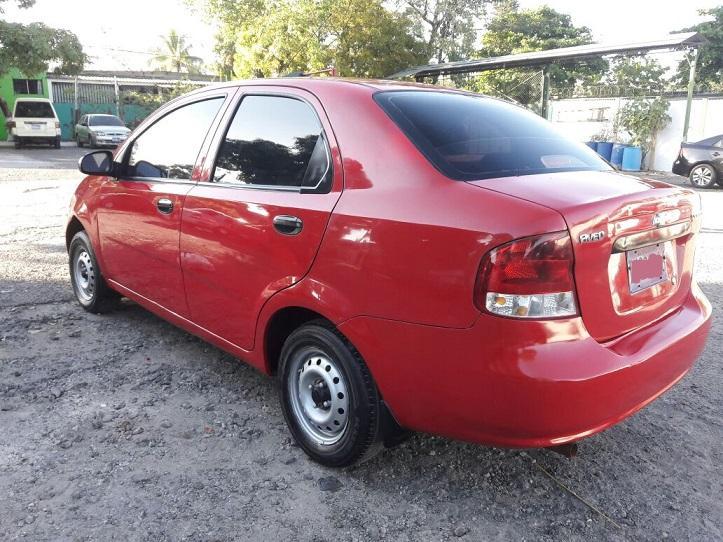 Chevrolet Aveo 2004 Super Cuidado Sin Ninguna Falla Carros En