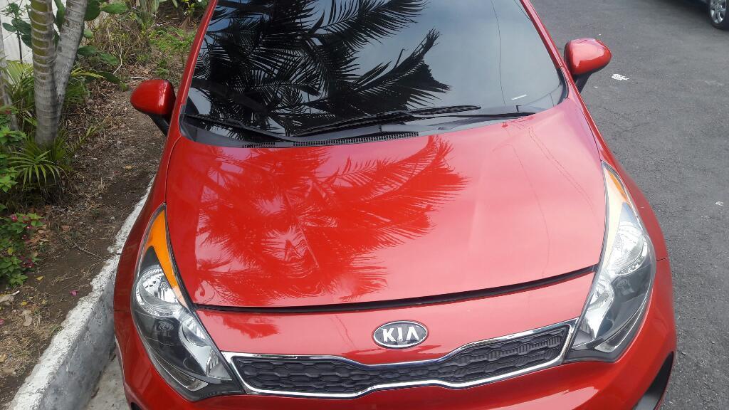 Venta De Carros En El Salvador >> Kia Rio 2013 Hatchback - Carros en Venta San Salvador El ...