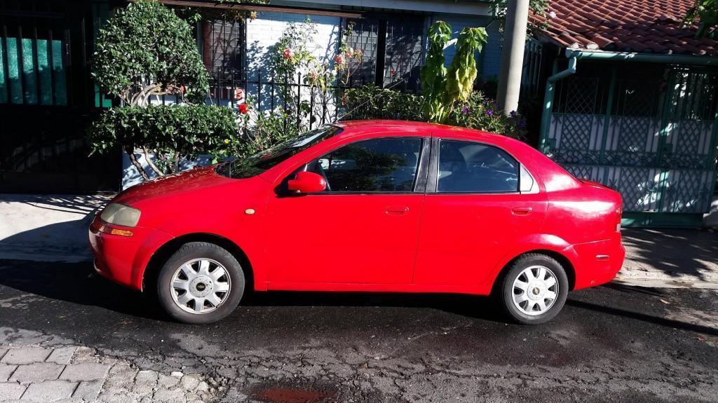 Chevrolet Aveo 2005 Vendo Carros En Venta San Salvador El Salvador