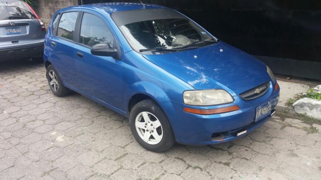 Aveo 2005 De Agencia Carros En Venta San Salvador El Salvador