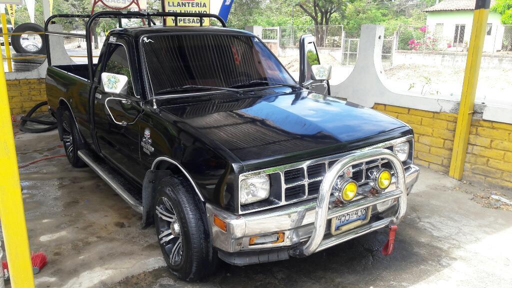 Vendo Isuzu Púp Diesel Año 83 – Carros en Venta San Salvador