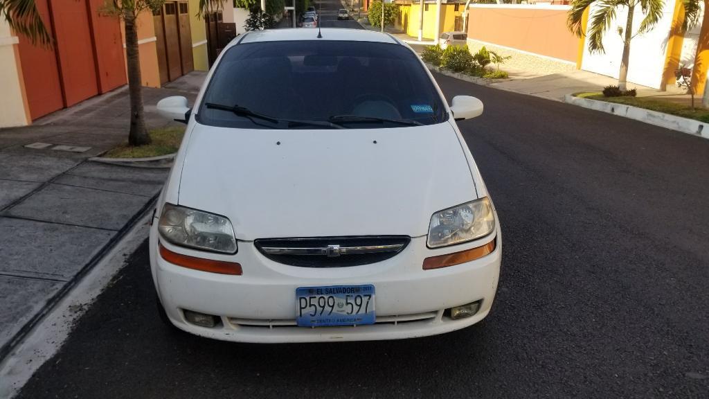 Chevrolet Aveo 2005 Automtico Carros En Venta San Salvador El