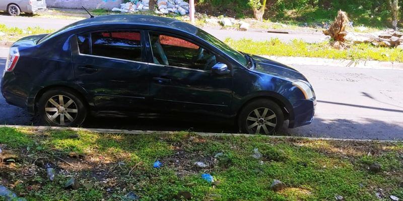 Vendo carro nissan sentra 2008