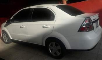 Usados: Chevrolet Aveo 2011 automático y muy económico full