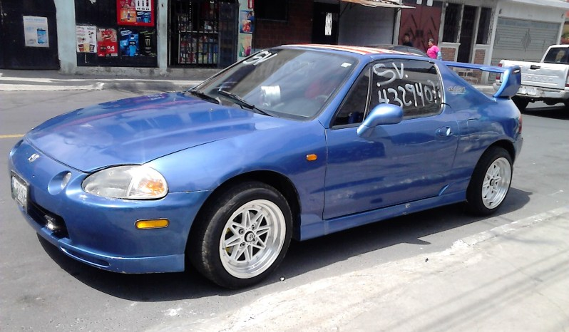 Usados: Honda Civic 1994 hidráulico con aros anchos full