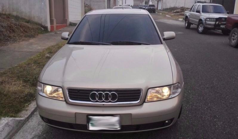 Usados: Audi A4 2001 de agencia, full equipo full