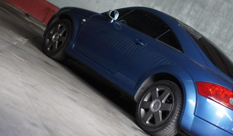 Usados: Audi Quattro 2000, version 225 con turbo K04 y repro ABT