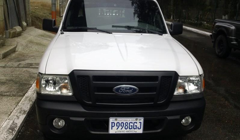 Usados: Ford Ranger 2010 Super Cab XL 4×2 mecánica en Zona 17