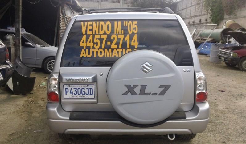 Usados: Suzuki Xl-7 2005 4×2 automático en Zona 17 full