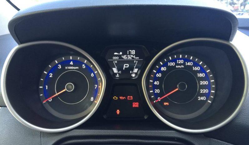Usados certificados: Hyundai Elantra 2013 full