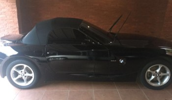 Usados: BMW Z4 2005 Convertible full