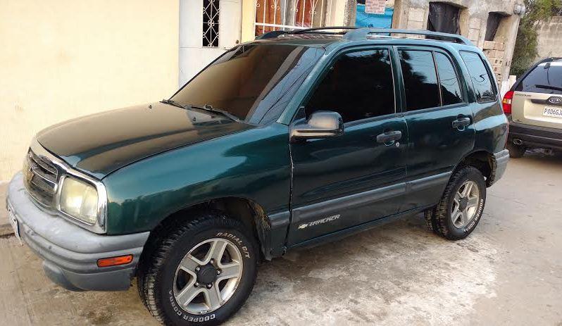 Usados: Chevrolet Tracker 2003 en Guatemala full
