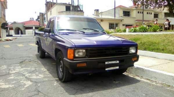 Usados: Toyota Pickup 1988 en Quetzaltenango full