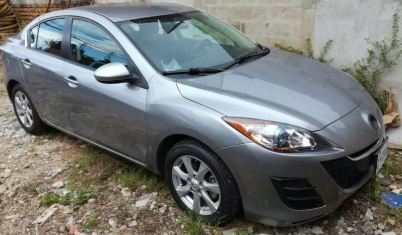 Usados: Mazda3 2010 en Guatemala