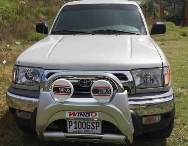 Toyota 4runner 2000 en Quetzaltenango, Guatemala