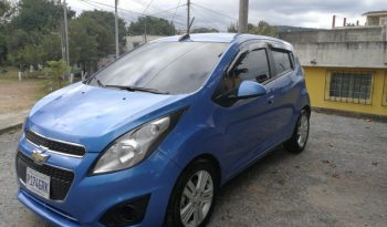 Chevrolet Spark 2015 usado ubicado en Guatemala Marca: Chevrolet Linea: Spark 1LT Modelo: 2015 C.C: 1,200 Cilindros: 4 Transmision: Automático Puertas: 4 Aire Acondicionado