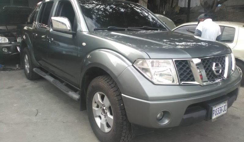 Usados: Nissan Navara 2013 en Guatemala