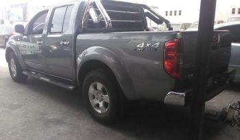 Usados: Nissan Navara 2013 en Guatemala full