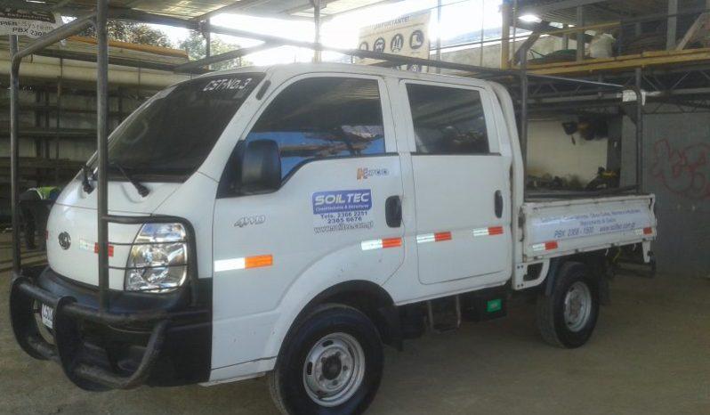 Usados: KIA K2700 2012 doble cabina en Guatemala full