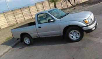 Toyota Tacoma 2003 usada ubicada en Guatemala Vendo bonito pickup tacoma recien traido nitido cero ruidos mayor información llamar al numero 59547891
