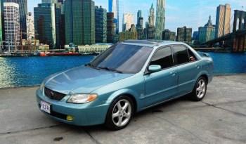 Vendo Mazda Protege 2001 Mecanico, Motor 2.0 cc super económico, Recién Enllantado, Radio Bluetooth, Timon hidráulico, 4 puertas, vidrios eléctricos, Sunroof, Ac (revisar), Vehículo en buen estado, papeles en orden listo para traspaso, solo efectivo.
