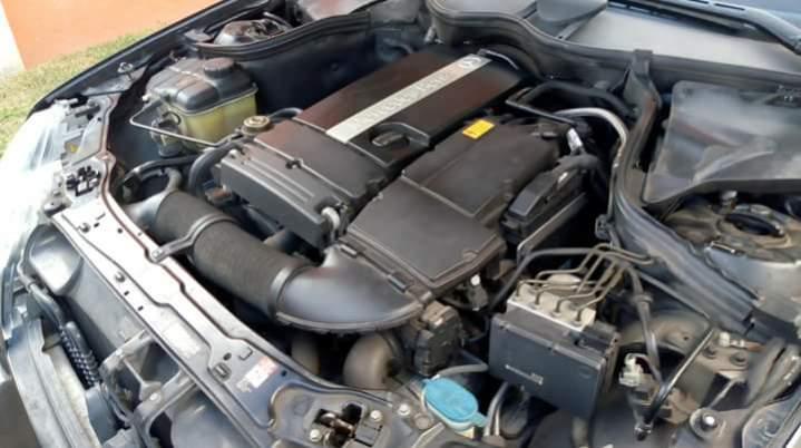 Usados: Mercedes Benz 230c Kompressor 2005 en Guatemala full